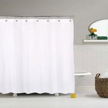 Штора для ванной R. Pla Liso Blanco LIS3020W 300х200 белая