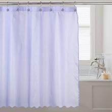 Штора для ванной R. Pla Monofilamento Azul MFO1820AZ 180х200 голубая