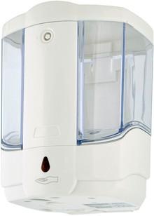 Диспенсер для мыла Connex ASD-80 white сенсорный