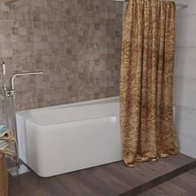 Штора для ванной Aima Design У37614 270x240, двойная, бежевая