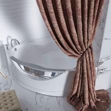 Штора для ванной Aima Design У37614 270x240, двойная, фиолетовая