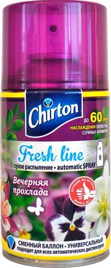 Освежитель воздуха Chirton Fresh line Вечерняя прохлада