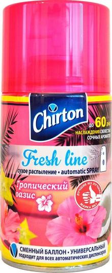 Освежитель воздуха Chirton Fresh line Тропический оазис
