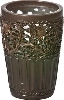 Стакан Croscill Marrakesh 6A0-001O0-1351/712 для зубной пасты, коричневый