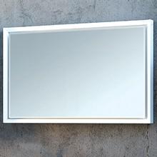 Зеркало Marka One Romb 90 white
