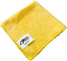 Материал протирочный CMG LIA220WKY салфетка, желтая