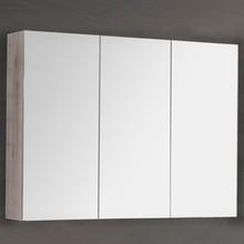 Зеркало-шкаф Dreja Premium 100 дуб кантри