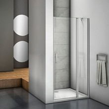 Душевая дверь в нишу Good Door Mokka WTW-110-C-WE