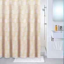 Штора для ванной Milardo Brick Wall 533V180M11