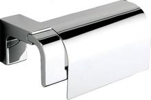 Держатель туалетной бумаги Sonia Eletech 114160 с крышкой