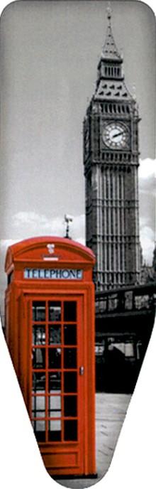 Чехол для гладильной доски Colombo New Scal S.p.A. London 130х50