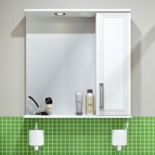 Зеркало-шкаф Runo Олимпия 70
