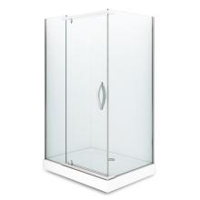 Душевой уголок Alex Baitler AB 214-120 120х90 профиль Хром стекло прозрачное