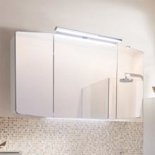 Зеркало-шкаф Pelipal Cassca 120 белый глянцевый