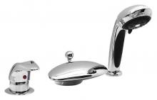 Смеситель Vega NIAGARA LUX (3 отверстия) 91А1605125 на борт ванны