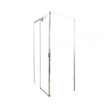 Душевой уголок прямоугольный Cerutti Spa Marbella 120B-R 120х80x190 см профиль хром стекло прозрачное