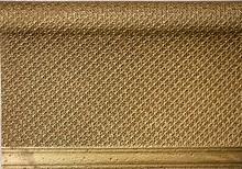 Бордюр Aparici Ceramicа Symbol Gold Zocalo