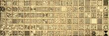 Декор Aparici Ceramicа Enigma Gold