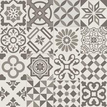 Декор Ceramica Ribesalbes Antigua Gris