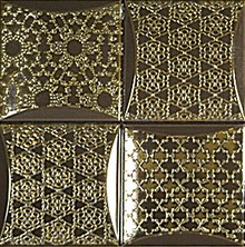Декор Ceramiche Brennero Luce Frame Moka