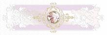 Декор Ceramique Imperiale Ирисы 04-01-1-17-03-57-311-0 сиреневый