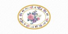 Декор Ceramique Imperiale Воспоминание 04-01-1-10-03-41-883-0 розовый