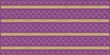 Декор Ceramique Imperiale Воспоминание 04-01-1-10-03-56-885-0 фиолетовый