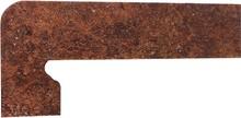 Плинтус Exagres Metalica Cherry Izquierda левый