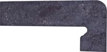 Плинтус Exagres Metalica Basalt Derecha правый
