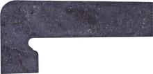 Плинтус Exagres Metalica Basalt Izquierda левый