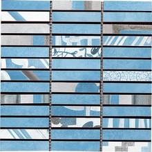 Мозаика Faetano Mosaico Portland Blu