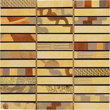 Мозаика Faetano Mosaico Portland Senape