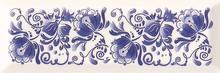 Декор Gracia Ceramica Metro Gzhel 01