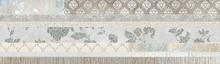 Декор Ibero Porcelanico Inspire Sibyl Vanilla A 29x100