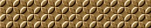 Бордюр Italon Contempora Vibe Gold 2,3x30
