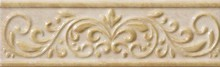 Бордюр Italon Элит 7.5x25 Крим Натура, люкс