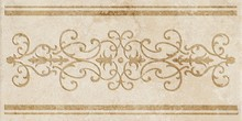 Декор Italon Натураллайф стоун 30x60 Айвори Нинфеа, патинированный