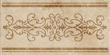 Декор Italon Натураллайф стоун 30x60 Алмонд Нинфеа, патинированный