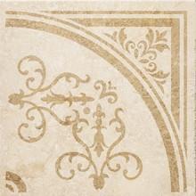 Декор Italon Натураллайф стоун 30x30 Айвори Нинфеа, патинированный