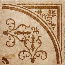 Декор Italon Натураллайф стоун 30x30 Нат Нинфеа, патинированный