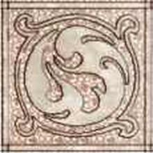 Вставка Керамин Раполано 9,8х9,8