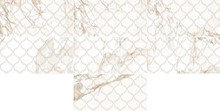 Декор Kerranova Marble Trend K-1001/MR/d01 Calacatta Gold 30x60