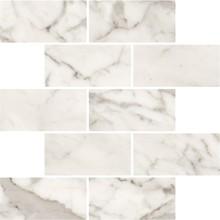 Мозаика Kerranova Marble Trend K-1000/MR/m13 Carrara 30,7x30,7