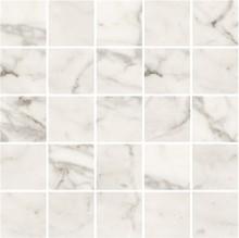 Мозаика Kerranova Marble Trend K-1000/MR/m14 Carrara 30,7x30,7