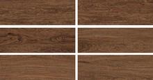 Плитка Kerranova Village K-213/MR 20x60 коричневая