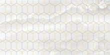 Декор Laparet Prime 25х50 белый