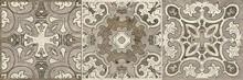 Декор LB-Ceramics Травертино 3606-0016 19,9х60,3