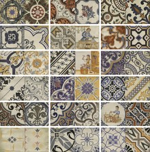 Плитка настенная Mainzu Ceramica Decor Treviso 10x20