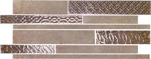 Мозаика Naxos Ceramica Raku Brick Copper 25,9x60,2