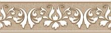Бордюр Нефрит-Керамика Преза 05-01-1-62-04-17-1015-0 табачный
